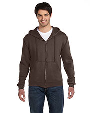 Fruit of the Loom 82230 Men 12 oz. Supercotton 70/30 Full Zip Hood at GotApparel