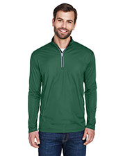 UltraClub 8230 Adult Cool & Dry Sport 1/4-Zip Pullover at GotApparel