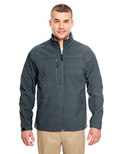 UltraClub 8277 Adult Printed Soft Shell Jacket at GotApparel