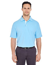 UltraClub 8325 Men Platinum Performance Birdseye Polo with Temp Control Technology at GotApparel