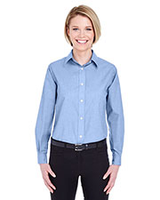 Ultraclub 8341 Women Wrinklefree Endonend at GotApparel