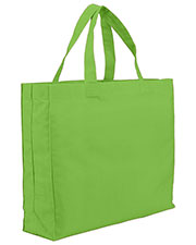 Augusta 837 Unisex Square 100% Cotton Canvas Tote Bag OneSize at GotApparel