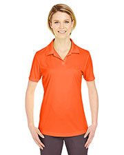 UltraClub 8425L Women Cool & Dry Sport Performance Interlock Polo at GotApparel
