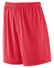 Augusta 842 Men Mesh Short With Tricot Lining at GotApparel