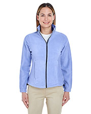 UltraClub 8481 Women Iceberg Fleece Full Zip Jacket at GotApparel