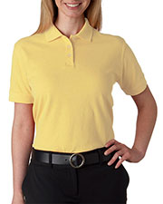 Ultraclub 8530 Women Classic Pique Polo at GotApparel