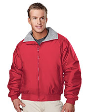Tri-Mountain 8600 Men Survivor Nylon Jacket With Fleece Lining at GotApparel