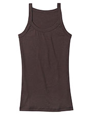 Bella + Canvas 8711 Women Sheer Mini Rib Thin Strap Tank at GotApparel
