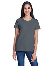Anvil 880 Women Ringspun Fashion Fit T-Shirt at GotApparel