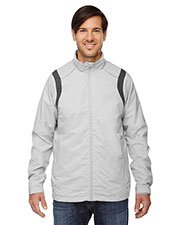 North End 88167 Men Venture Lightweight Mini Ottoman Jacket at GotApparel