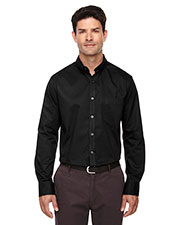 Core 365 88193T Men Tall Operate Long Sleeve Twill Shirt at GotApparel