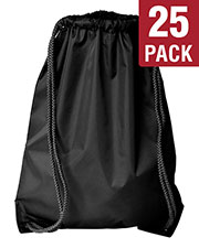 Liberty Bags 8881 Unisex Boston Drawstring Backpack 25-Pack at GotApparel