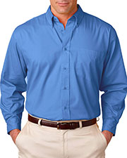 UltraClub 8975 Men Whisper Twill at GotApparel