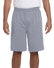 Augusta Sportswear 915 Men's 50/50 Jersey Shorts at GotApparel