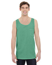 Comfort Colors 9330  Heavyweight Rs Pocket Tank at GotApparel