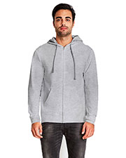 Next Level 9601  French Terry Zip Hoody at GotApparel