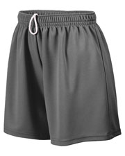 Augusta 961 Men Wicking Mesh Short at GotApparel