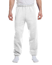 Jerzees 973 Men 8 oz., 50/50 NuBlend Fleece Sweatpants at GotApparel