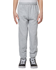 Jerzees 975YR Boys Youth 7.2 oz., Nublend® Youth Fleece Jogger at GotApparel