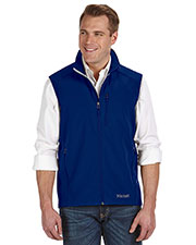 Custom Embroidered Marmot 98070 Men Approach Vest at GotApparel