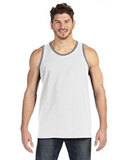 Anvil 986 Men Lightweight Fashion Tank at GotApparel