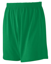 Augusta 991 Boys Jersey Knit Short at GotApparel