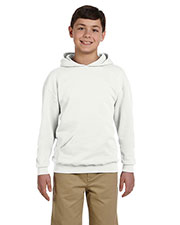 Jerzees 996Y Boys 8 oz., 50/50 NuBlend Fleece Pullover Hood at GotApparel