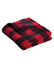 Port Authority    Ultra Plush Blanket. Bp31 at GotApparel