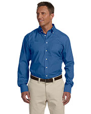 Chestnut Hill CH600 Men Executive Performance Broadcloth at GotApparel