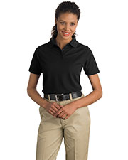 CornerStone® CS403 Women's Industrial Pique Polo at GotApparel