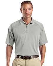 CornerStone® TLCS410 Men's Tall Select Snag-Proof Tactical Polo at GotApparel