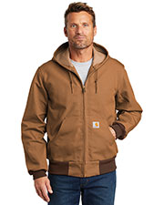 Carhartt CTTJ131 Men ® Tall Thermal-Lined Duck Active Jac. at GotApparel