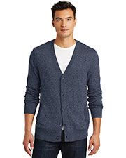 District Made DM315 Men Cardigan Sweater at GotApparel