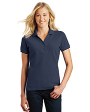 Eddie Bauer EB101 Women ® Ladies Cotton Pique Polo. at GotApparel