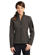 Eddie Bauer EB535 Women ® Ladies Rugged Ripstop Soft Shell Jacket. at GotApparel