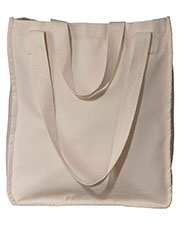 Econscious EC8040 9 oz. Organic Cotton Canvas Market Tote at GotApparel