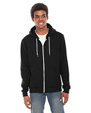 Custom Embroidered American Apparel F497 Flex Fleece Zip Hoodie at GotApparel