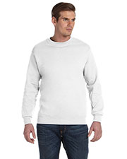 Gildan G120 Men DryBlend 9.3 oz., 50/50 Fleece Crew at GotApparel
