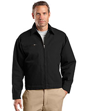 CornerStone® J763 Men's Duck Cloth Work Jacket at GotApparel