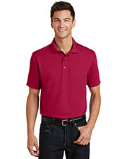 Port Authority K497 Men Bamboo Charcoal Blend Pique Polo at GotApparel