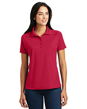 Sport-Tek L474 Women Dri Mesh Pro Polo at GotApparel