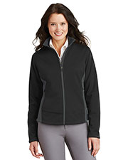 Port Authority L794 Women Twotone Soft Shell Jacket at GotApparel