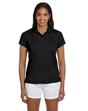 Harriton M315W Women's 4 oz. Polytech Polo at GotApparel
