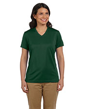 Harriton M320W Women 4.2 oz. Athletic Sport TShirt at GotApparel