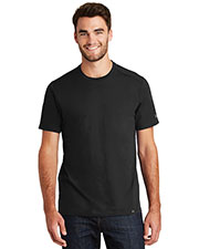 New Era NEA100 Men ® Heritage Blend Crew Tee. at GotApparel