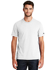 New Era NEA120 Men ® Sueded Cotton Blend Crew Tee. at GotApparel