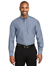 Red House RH24 Adult Non-Iron Pinpoint Oxford at GotApparel