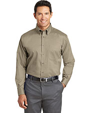 Red House TLRH37 Adult Tall Nailhead Non-Iron Button-Down Shirt at GotApparel