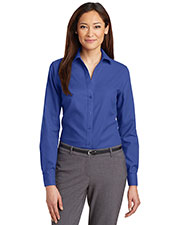 Red House RH77 Women's Non-Iron Diamond Dobby Shirt at GotApparel