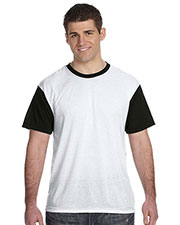 Sublivie S1902 Adult Polyester Blackout T-Shirt at GotApparel